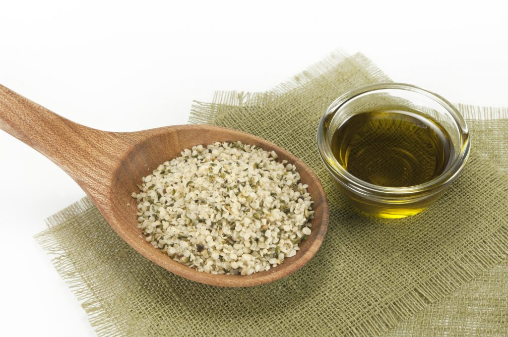 6 Skin Benefits From Hemp Seed Oil